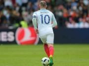 """Bóng đá - ĐT Anh: Đá tiền vệ, Rooney mới xứng là """"Vua sư tử"""""""