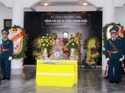 Tin tức trong ngày - Xúc động Lễ truy điệu Đại tá Trần Quang Khải