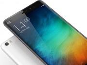 Dế sắp ra lò - Xiaomi Mi Note 2 cấu hình mạnh sắp ra mắt