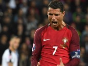 """Bóng đá - Ronaldo sa sút, báo chí châu Âu """"hả hê"""""""
