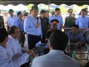 Vụ chìm tàu: Chủ tịch Đà Nẵng gửi thư cảm ơn người dân