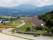 Thể thao - Lịch thi đấu F1: Austrian GP 2016