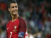 Bóng đá - ĐT Bồ Đào Nha: Liệu có dám để Ronaldo dự bị?