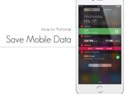 Công nghệ thông tin - 4 thủ thuật tiết kiệm 3G trên iPhone