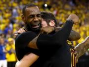 Thể thao - LeBron James giúp Cleveland vô địch NBA lần đầu tiên