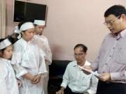 Đà Nẵng hỗ trợ con nạn nhân vụ chìm tàu 200 triệu đồng