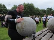 """Thể thao - 20 giây nâng gần 1 tấn, """"Thần Thor"""" vô địch Iceland"""