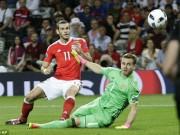 Bóng đá - Bale thăng hoa rực rỡ, xứ Wales làm nên lịch sử