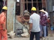 Tin tức trong ngày - Sau tiếng nổ lớn, 2 công nhân bị điện giật nguy kịch
