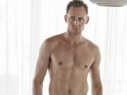 """Phim - Tom Hiddleston """"khoe thân"""", cạnh tranh vai James Bond"""