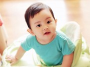Khánh Thi, Phan Hiển khoe ảnh con trai bụ bẫm