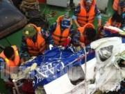 Tin tức trong ngày - Phát hiện vật thể ở độ sâu 60m trong khu vực tìm kiếm CASA