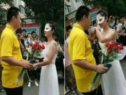 Bạn trẻ - Cuộc sống - Cô giáo TQ  gây sốc khi chủ động cầu hôn sinh viên