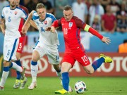 Bóng đá - Tuyển Anh ở Euro 2016: Chẳng khác gì MU của Van Gaal