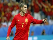 Bóng đá - Tin HOT tối 21/6: Chi 30 triệu euro, Real mua lại Morata