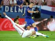 Bóng đá - Croatia - Tây Ban Nha: Xoay chuyển cục diện khó tin