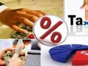 Tài chính - Bất động sản - DN khởi nghiệp có thể chỉ đóng thuế thu nhập 15%