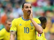 """Bóng đá - Thụy Điển – Bỉ: """"Cánh én"""" Ibra khó đấu """"Quỷ đỏ"""""""
