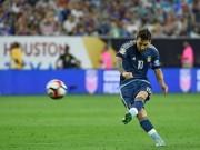 Bóng đá - Mỹ - Argentina: Siêu sao rực sáng