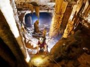 Tin tức trong ngày - Phát hiện thêm hàng chục hang động kỳ vĩ tại Quảng Bình