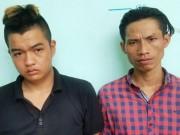 An ninh Xã hội - 2 tên cướp bị tóm vì tin nhắn xin chuộc điện thoại