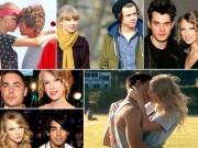 Ca nhạc - MTV - Những ca khúc Taylor Swift viết tặng dàn bạn trai cũ