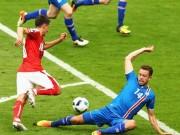 Bóng đá - Iceland - Áo: Tỏa sáng phút bù giờ