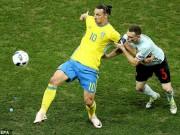 Bóng đá - Chi tiết Thụy Điển - Bỉ: Bàn thắng muộn (KT)