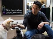 """Thế giới - Chàng trai Mỹ đi """"phá"""" lễ hội thịt chó ở Trung Quốc"""