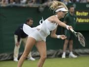 """Thể thao - Wimbledon gợi cảm: Váy áo nữ """"có như không"""""""