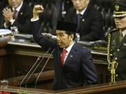 """Thế giới - TT Indonesia thăm Biển Đông, gửi thông điệp """"rắn"""" tới TQ"""