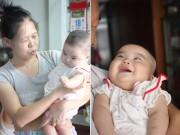 Bạn trẻ - Cuộc sống - Người đàn bà 53 tuổi vỡ òa hạnh phúc khi được làm mẹ