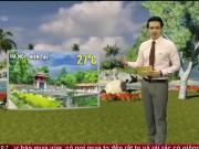 Tin tức trong ngày - Dự báo thời tiết VTV 24/6: Áp thấp nhiệt đới trên Biển Đông mạnh lên