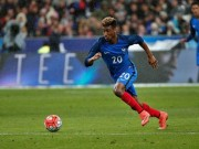 """Bóng đá - Cầu thủ nhanh nhất Euro: """"Cánh chim lạ"""" ĐT Pháp"""