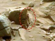 Phi thường - kỳ quặc - Phát hiện sinh vật giống người trên sao Hỏa?