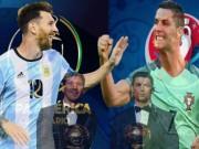 Sự kiện - Bình luận - Messi thăng hoa, Ronaldo phải giành Quả bóng vàng EURO