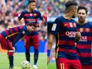 """Bóng đá - Messi lên tiếng vụ """"chiến tranh lạnh"""" với Neymar"""
