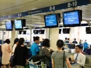 Thị trường - Tiêu dùng - Khách Việt bị ảnh hưởng do phi công TQ đình công