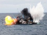 Tin tức trong ngày - Nổ tàu cá trên biển, nhiều người bị thương và mất tích