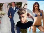 Thời trang - Bồ tin đồn của Justin Bieber lên xe hoa với triệu phú