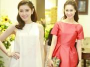Thời trang - Á hậu Huyền My mặc đầm xinh như công chúa