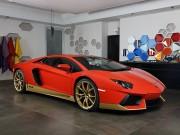 Tin tức ô tô - Lamborghini Miura bản đặc biệt, mạ vàng đẹp mê mẩn