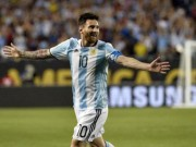 Bóng đá - Messi & Copa America: Bây giờ hoặc không bao giờ