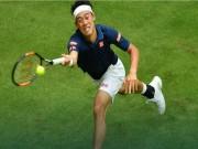 """Thể thao - Wimbledon: """"Vào tứ kết là được"""" với Nishikori"""