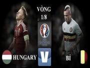 Bóng đá - Hungary - Bỉ: Viết tiếp chuyện cổ tích (Vòng 1/8 EURO 2016)