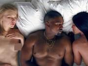 """Ca nhạc - MTV - Taylor Swift """"xù lông"""" vì bị khỏa thân trong MV của Kanye West"""