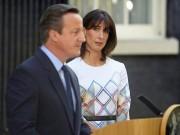 Thế giới - Thủ tướng Anh khóc nức nở sau khi tuyên bố từ chức
