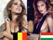 Phim - Dàn người tình đội Bỉ - Hungary nóng từng centimet