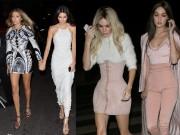 """Phong cách đỉnh cao của bộ đôi """"hot girl Hollywood"""""""