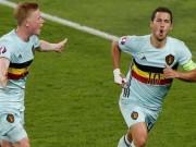 Bóng đá - EURO 2016: Hazard solo tuyệt đỉnh đưa Bỉ thăng hoa